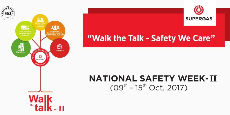 SUPERGAS National Safety Week - II 2017