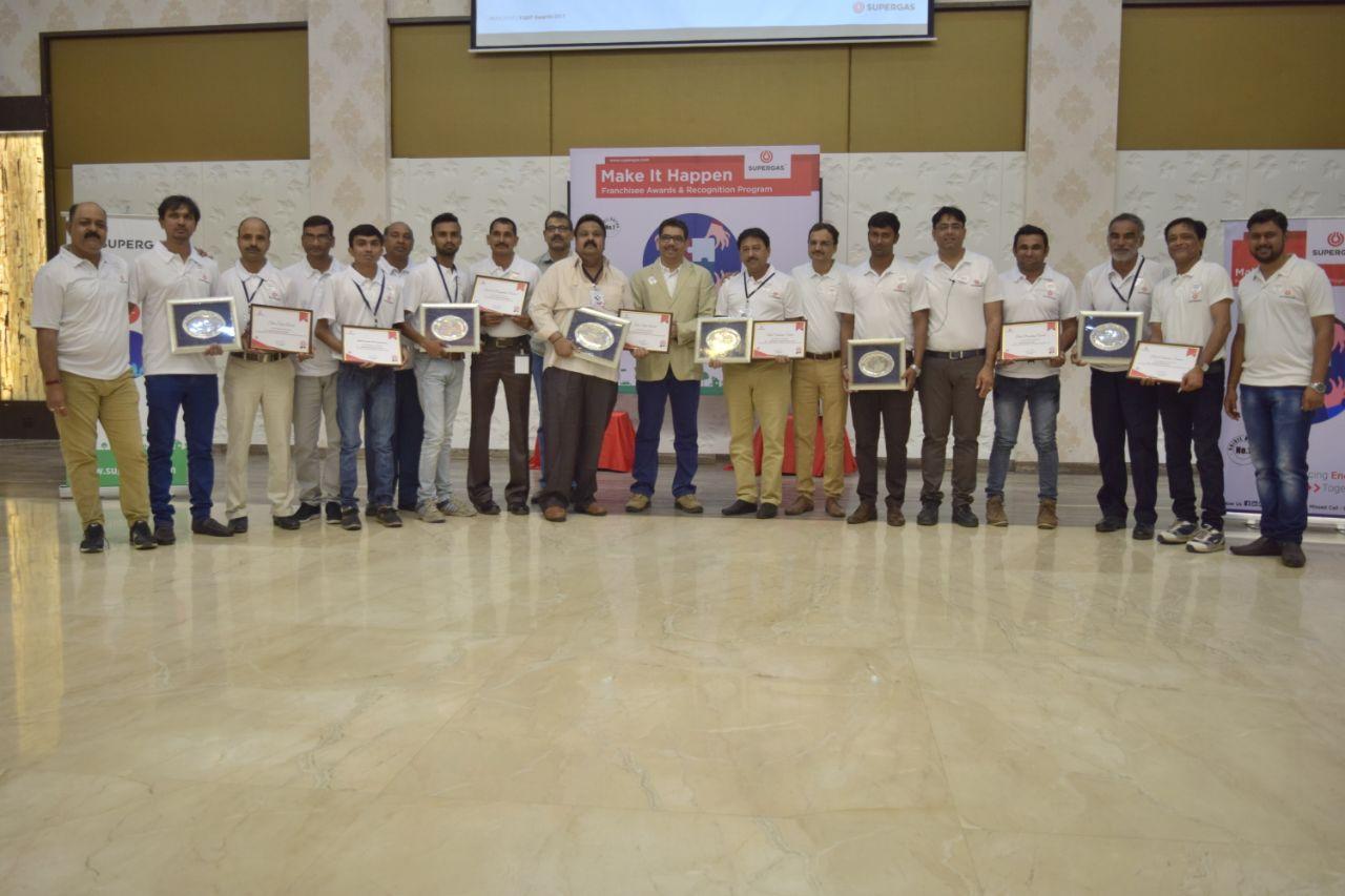 SUPERGAS Franchisee Meet @Gujarat