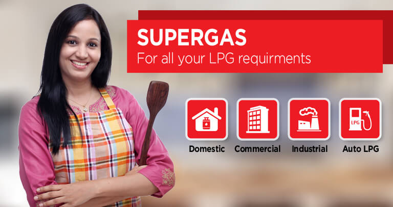 SUPERGAS LPG FACTS