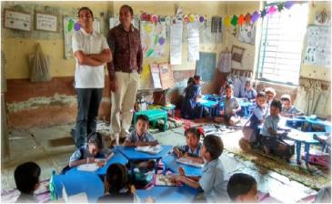 SGF ACTIVITY AT BHANDARVADA PRIMARY SCHOOL