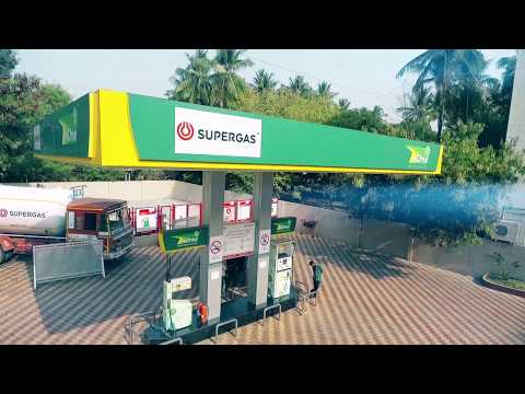 SUPERGAS Auto LPG Station - Walk through